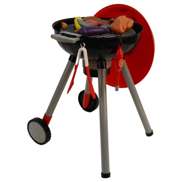 Kids Adventure 31-piece Boys BBQ Grill