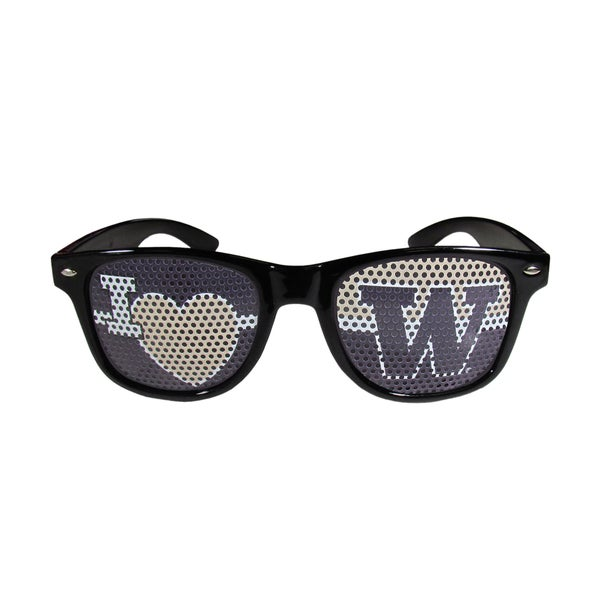 NCAA Washington Huskies I Heart Game Day Shades 21626057