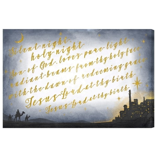 Three Wise Men Canvas Art