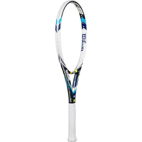 Wilson Juice 100S White/Blue/Yellow Graphite Tennis Racquet