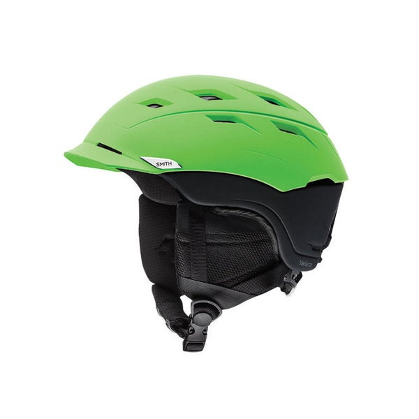 Smith Optics Variance Reactor Matte Black Snow Helmet