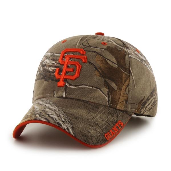 San Francisco Giants MLB RealTree Cap