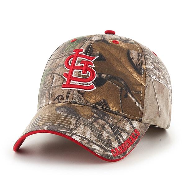 St Louis Cardinals MLB RealTree Cap