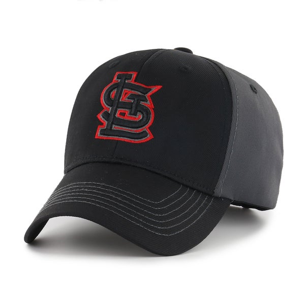 St Louis Cardinals MLB Blackball Cap
