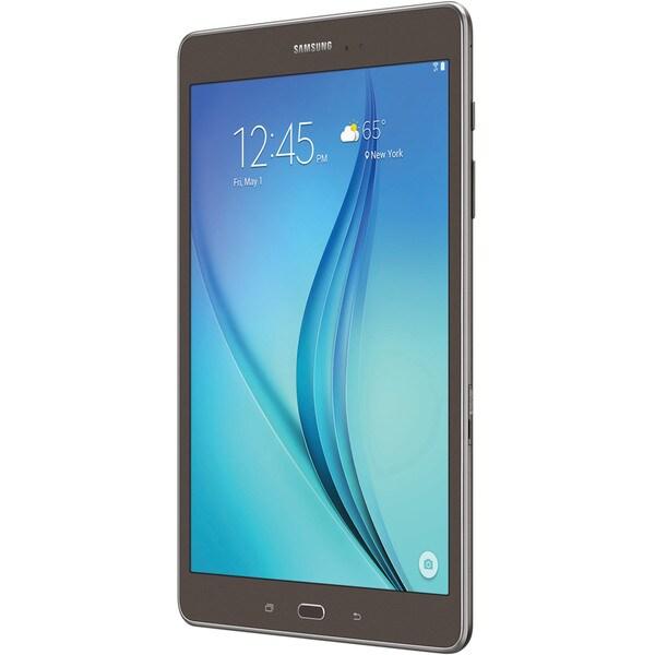 9.7-inch 16GB Smoky Titanium Samsung Galaxy Tab A (Wi-Fi)