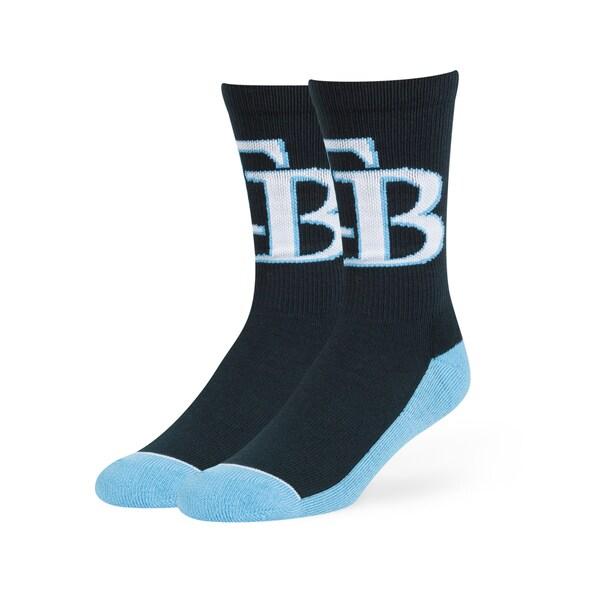 Tampa Bay Rays MLB Arena Crew Socks