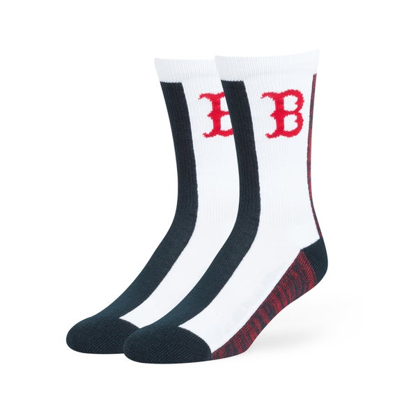 Boston Red Sox MLB Everett Crew Socks
