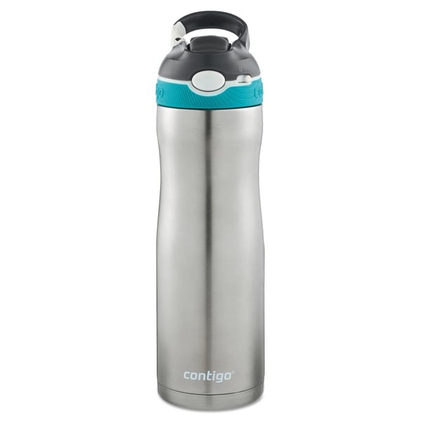 Contigo AUTOSPOUT Ashland Chill 20 oz Scuba Stainless Steel Water Bottle 21638120