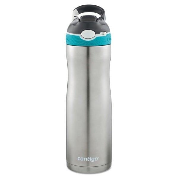 Contigo AUTOSPOUT Ashland Chill 20 oz Scuba Stainless Steel Water Bottle