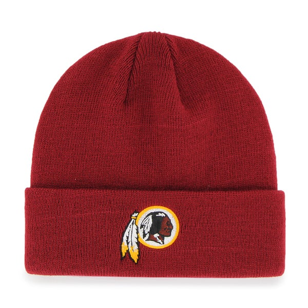 Washington Redskins NFL Cuff Knit