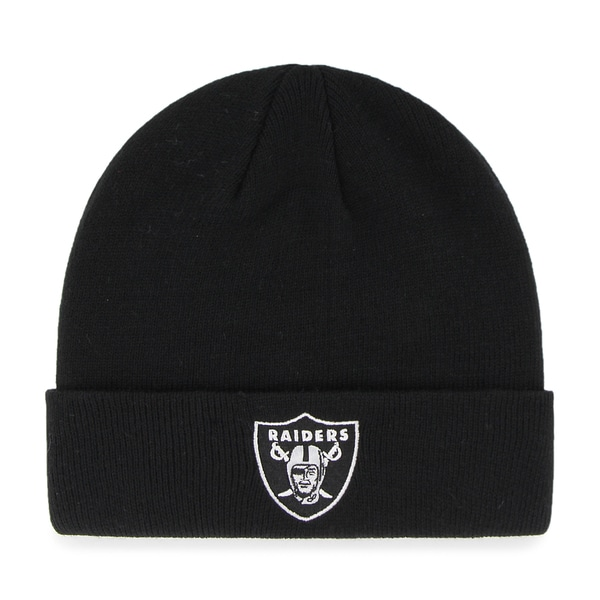 Oakland Raiders NFL Cuff Knit