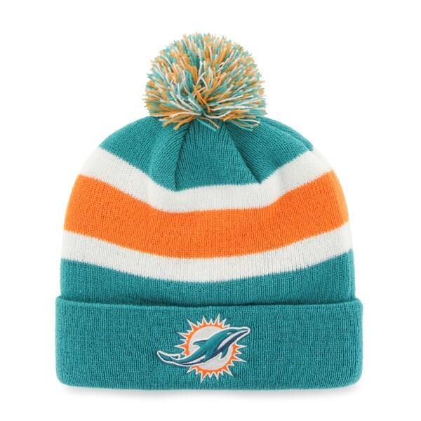 Miami Dolphins NFL Knit Beanie