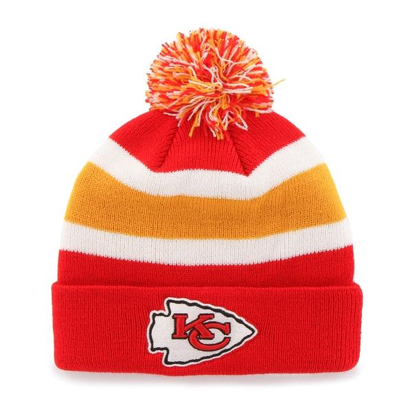 Kansas City Chiefs NFL Knit Beanie