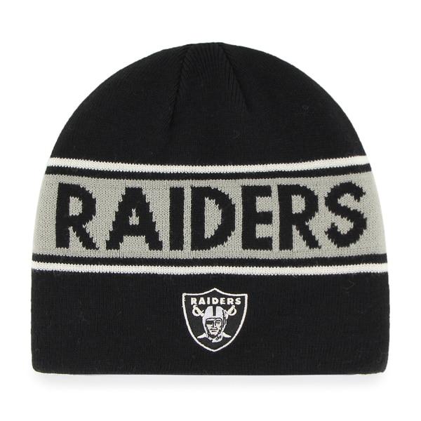 Oakland Raiders NFL Bonneville Cap