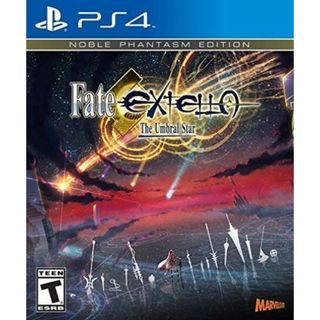 Fate/EXTELLA: Umbral Star Noble Phantasm Edition - PS4 21652191