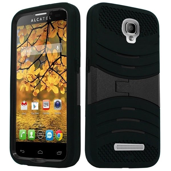 Alcatel One Touch Conquest 7046t TPU/PC Armor Case