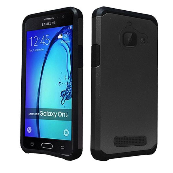 Coolpad Catalyst Black TPU/PC Slim Phone Case