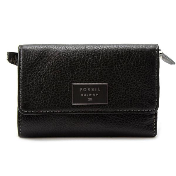 Fossil Women's 'Dawson Multifunction' Black Leather Handbags