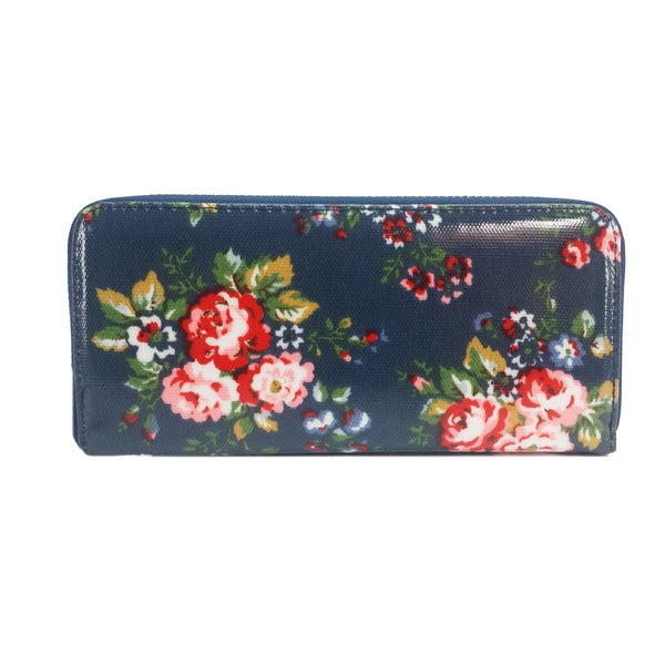 Alfa Traditional Blue Floral Wallet