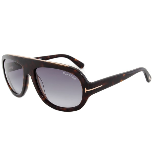 Tom Ford Hugo Sunglasses FT0444 52W