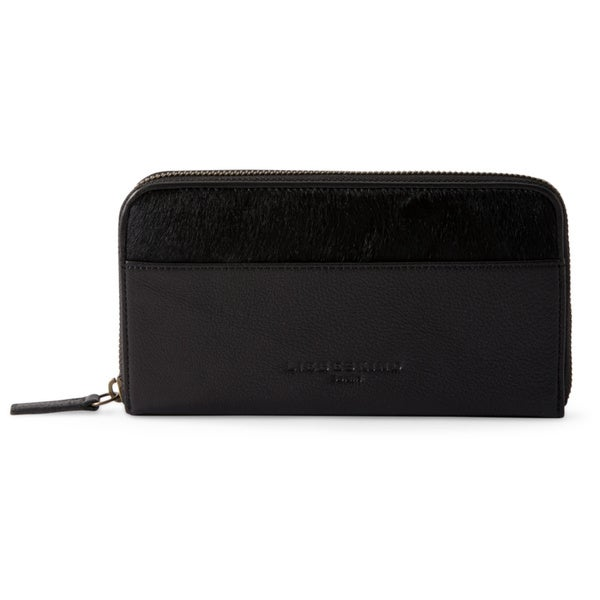 Liebeskind Juliana Pony Leather Wallet