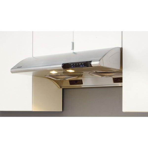 Zephyr Essentials Series Typhoon Stainless Steel 36-inch Under-cabinet Range Hood