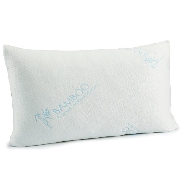 Home Fashion Designs Premium Shredded Memory Foam Pillow