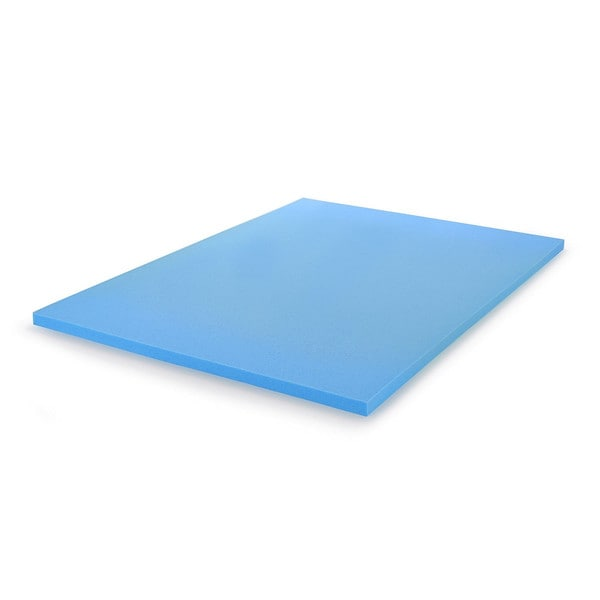 ViscoSoft 2-inch Gel-Infused Memory Foam Mattress Topper