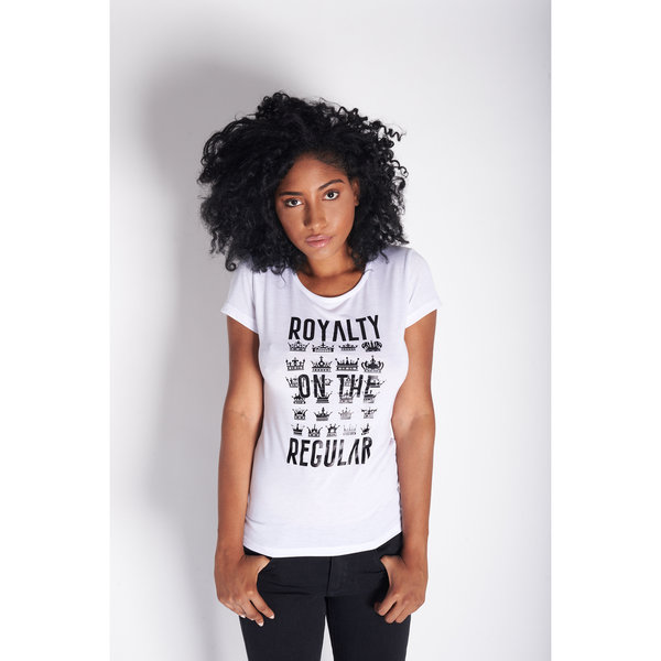 'Royalty on the Regular' Tee