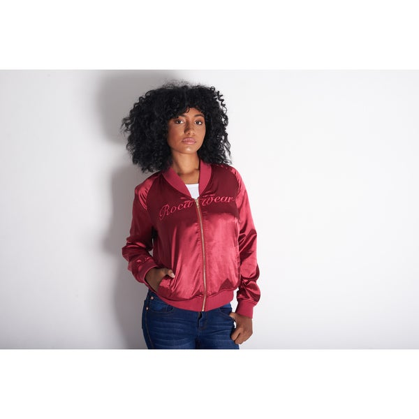 Roc Satin Jacket
