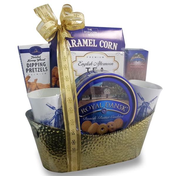 Royal Dansk Gift Basket