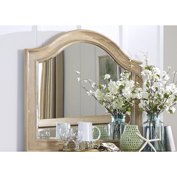 Harbor Sand Cottage Arch Mirror