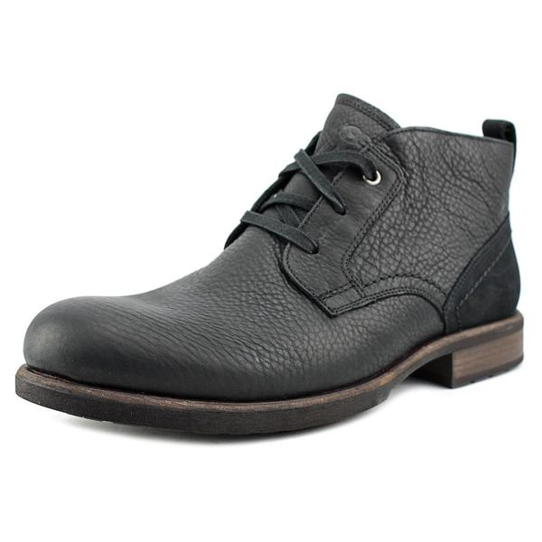 Ugg Australia Men's Brompton Black Leather Boots