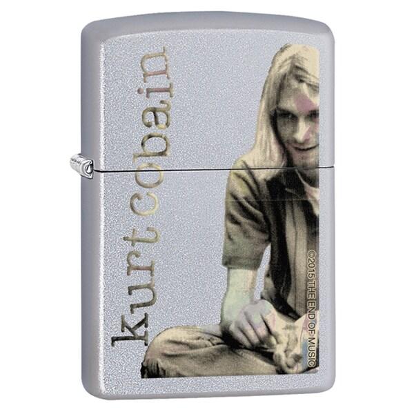 Zippo Kurt Cobain Windproof Lighter