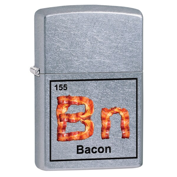 Zippo Bacon Element Windproof Lighter