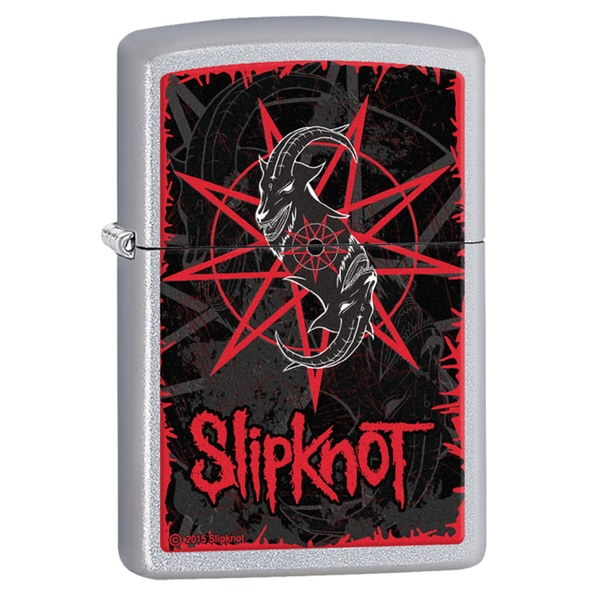 Zippo Slipknot Devil Windproof Lighter