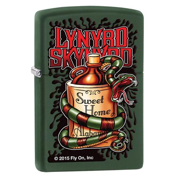 Zippo Lynyrd Skynyrd Snake Windproof Lighter