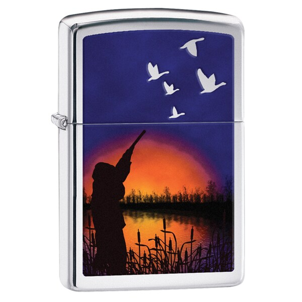 Zippo Duck Hunting Windproof Lighter