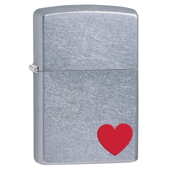 Zippo Small Heart Windproof Lighter