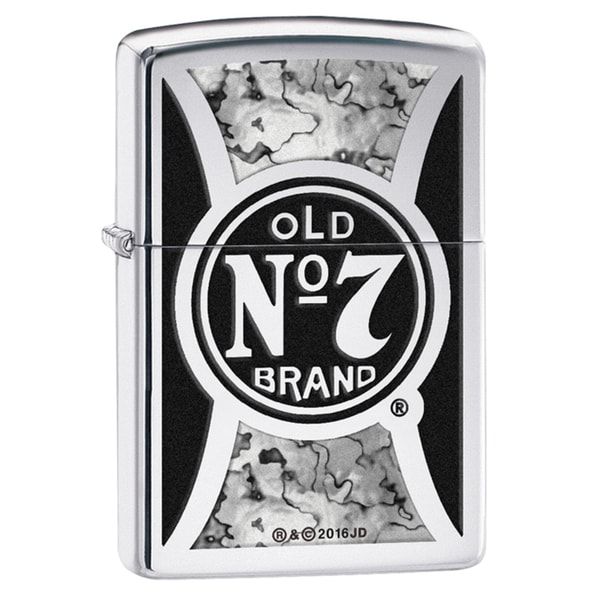 Zippo Old No 7 Brand Windproof Lighter