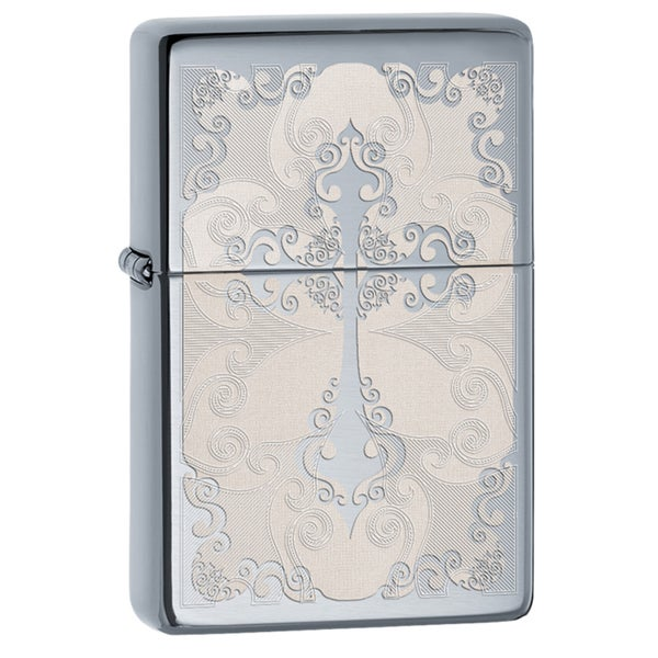 Zippo Intricate Cross Windproof Lighter