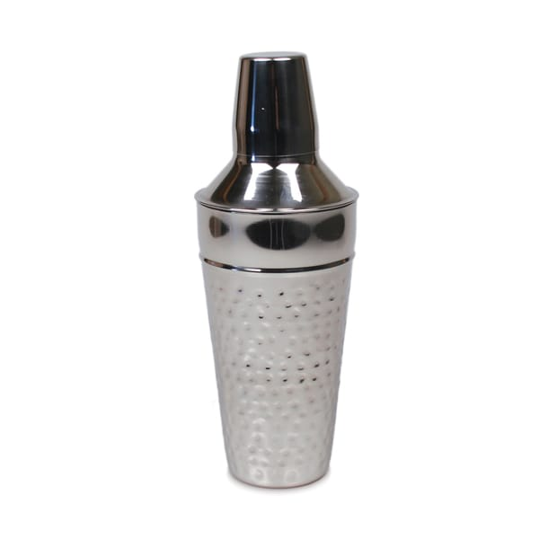 Silver Stainless Steel Cocktail Shaker