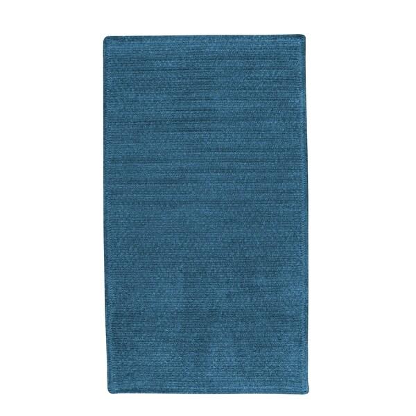 Brindille Chenille Rug Azure (7' x 9')