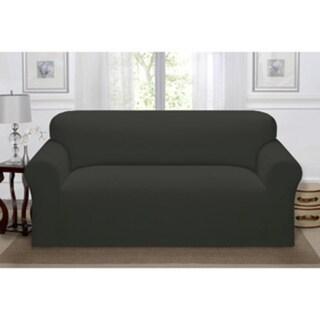 Stretch Pique Sofa Slipcover