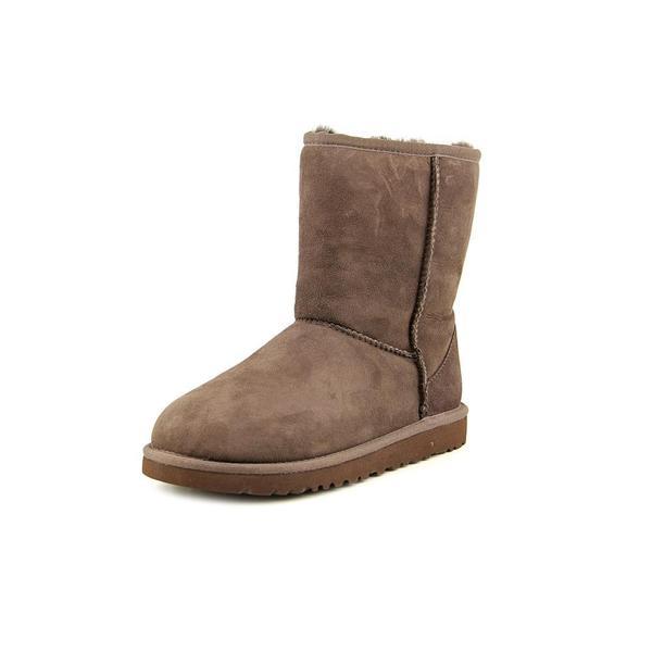 Ugg Australia Girls' Kids Classic Brown Suede Boots