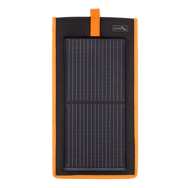 Kickr II Portable Solar Charger Phone Orange 21769174