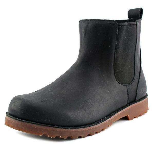 Ugg Australia Boys' Callum Black Rubber Boots