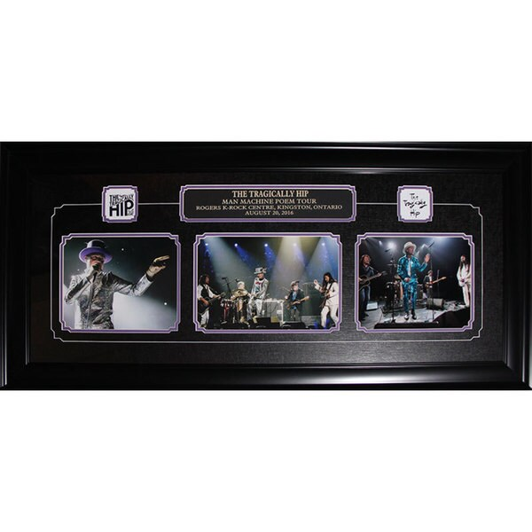 The Tragically Hip Man Machine Poem Tour 3 Photograph Frame