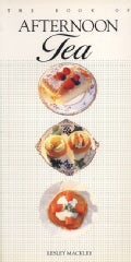 The Book of Afternoon Tea (Paperback)