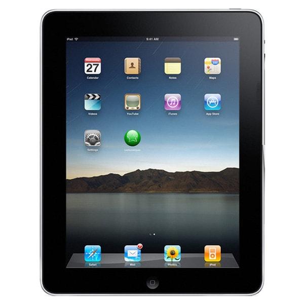 Apple iPad 4 32GB Wi-Fi + 4G LTE AT&T - Black (Refurbished)